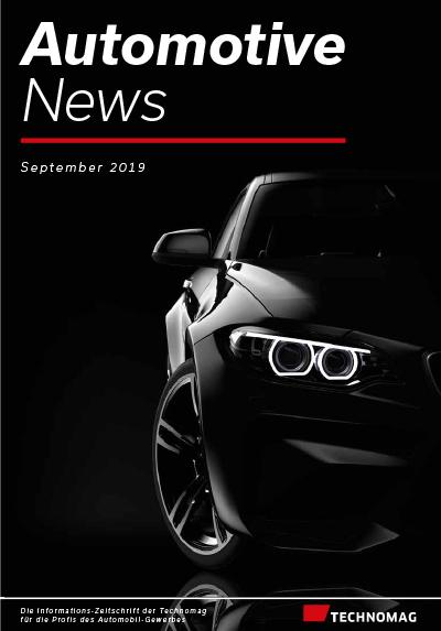 Edition Septembre 2019