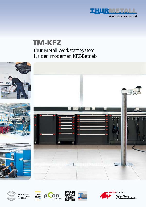 KFZ Werkstatt-System Brosch