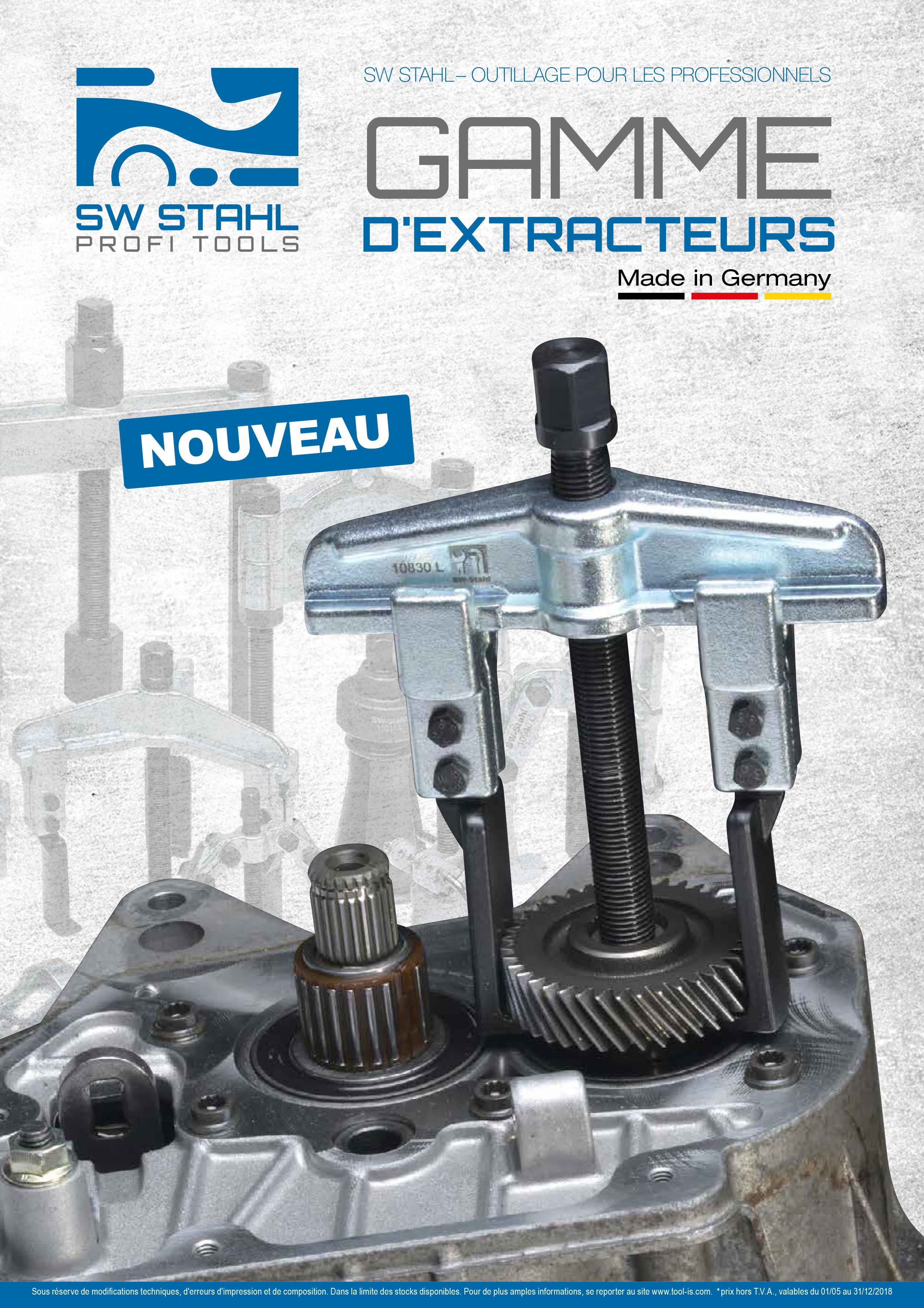 SW-Stahl Gamme d'extracteurs