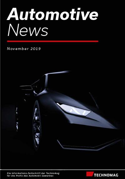 Edition Novembre 2019
