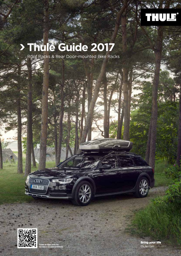 Guide d'achat Thule 2017