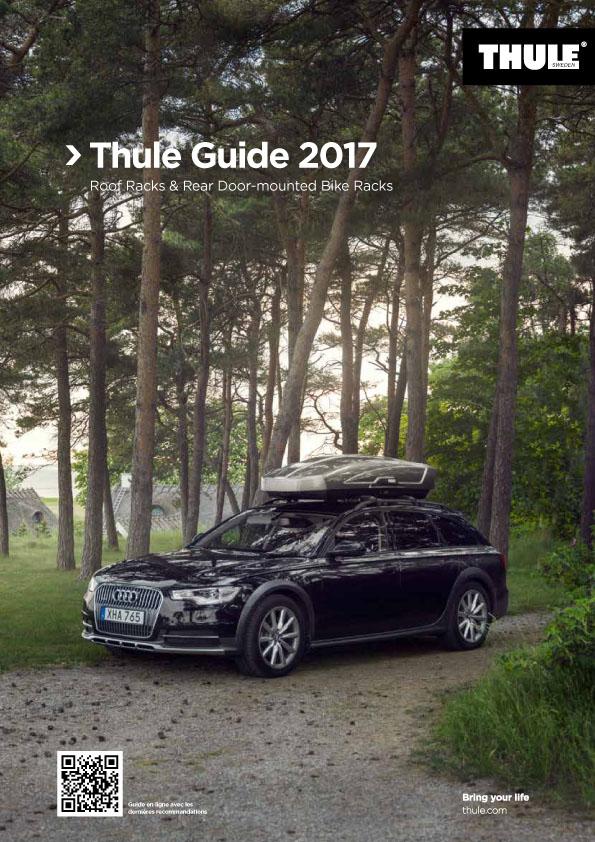 Guide d'achat Thule 2017