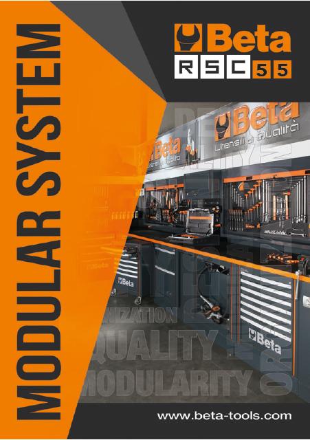 Modular System RSC55