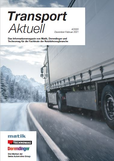 Transport Aktuell Dezember