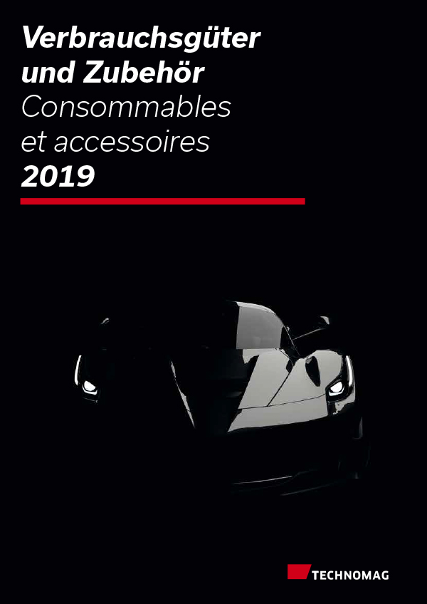 Consommables et accessoires 2019