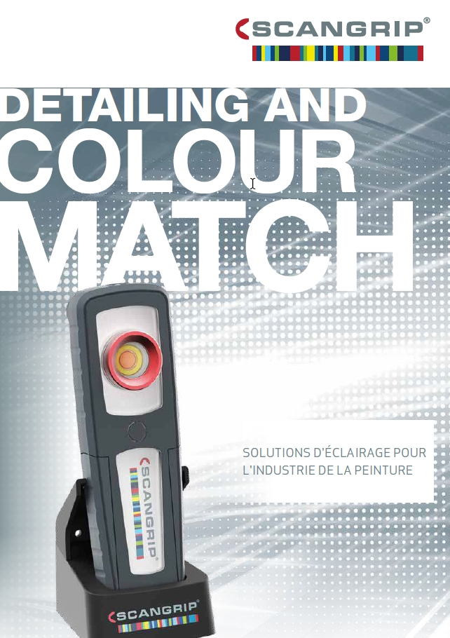 Solutions d'éclairage pour lindustrie de la peinture