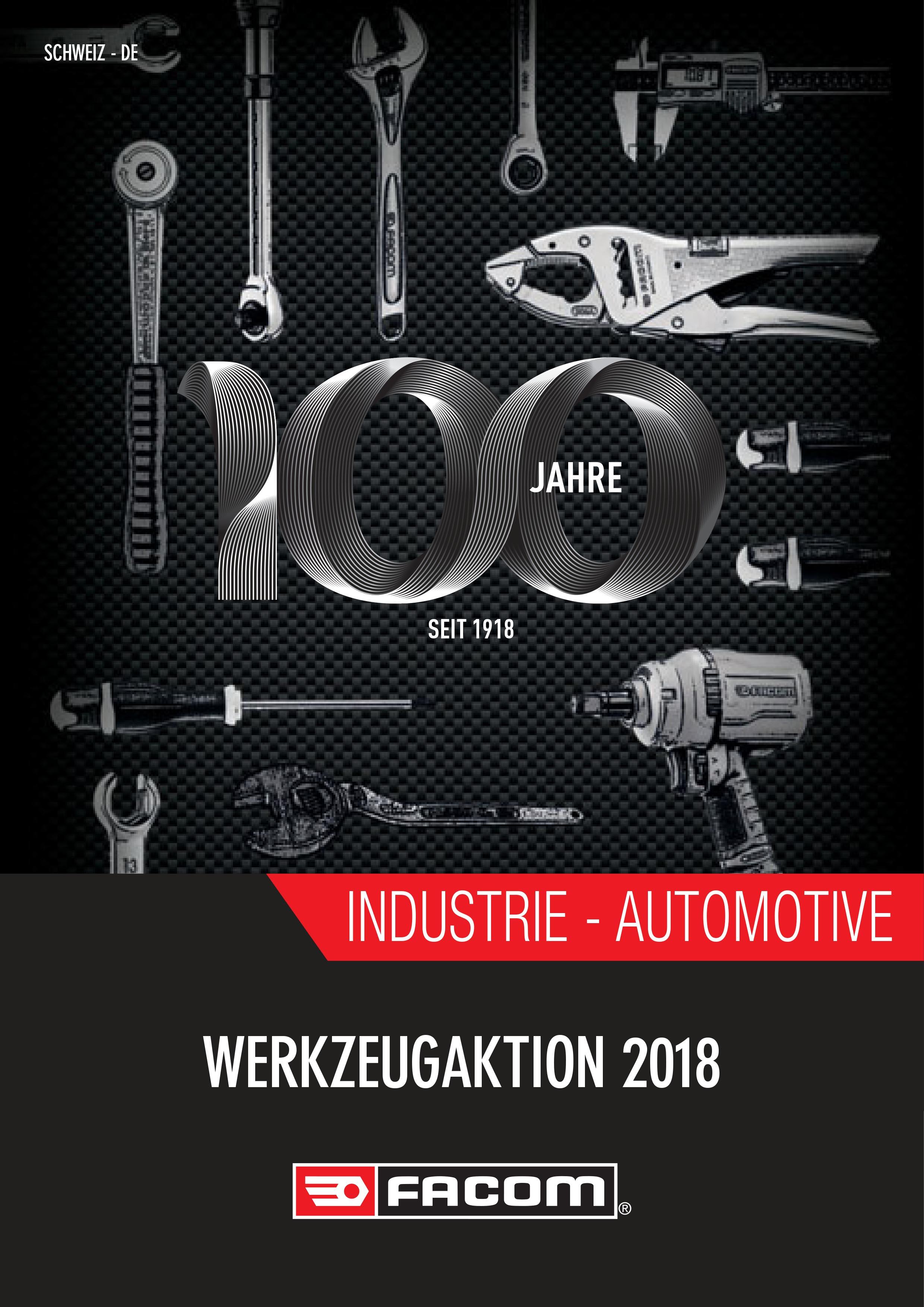 Facom Aktionen 2018