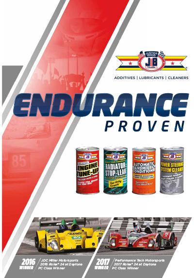 Endurance proven 2020