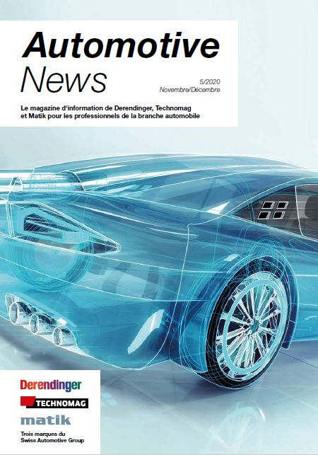 Automotive News Novembre