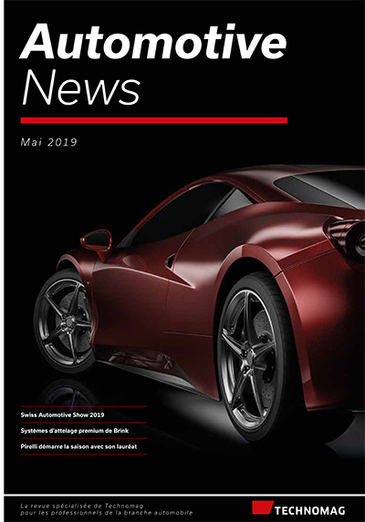 Automotive News mai 2019